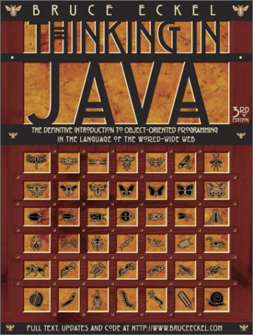 Thinking in Java (3rd Edition) (One-Off)