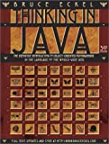 Thinking in Java (3rd Edition) - book cover picture