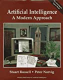 Artificial Intelligence: Modern Approach by Stuart J. Russell, Peter Norvig