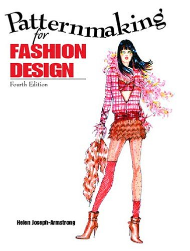 Patternmaking for Fashion Design (Paper) (4th Edition)
