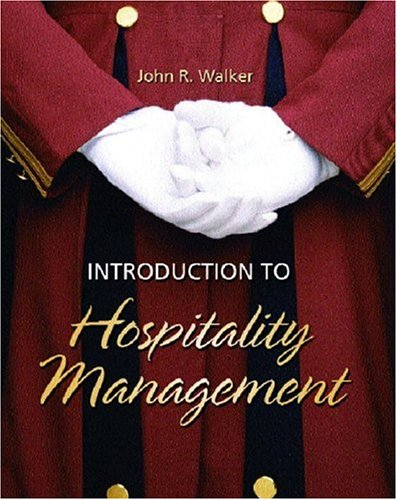 Books to get you started event convention management research introduction to hospitality management by john r walker fandeluxe Choice Image