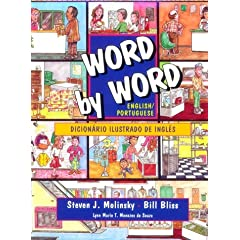 Word by Word Picture Dictionary English/Portuguese Edition