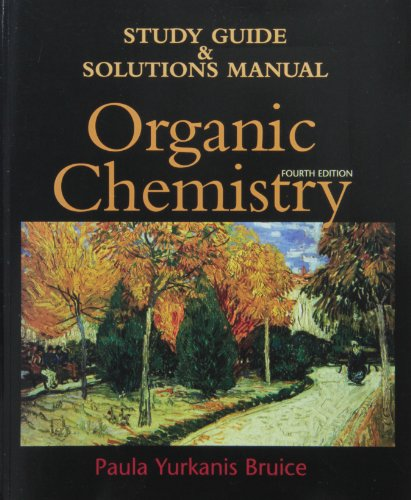 organic chemistry bruice solutions manual pdf