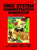 UNIX System Administration Handbook (Bk\CD ROM) (2nd Edition) - book cover picture