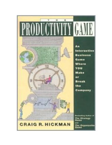 The Productivity Game