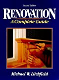Renovation: A Complete Guide - book cover picture