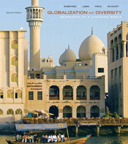 PDF Globalization and Diversity Geography of a Changing World 2nd Edition