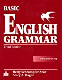 Basic English Grammar, 3rd Edition (Full Student Book with Audio CD and Answer Key) by Betty Schrampfer Azar, Stacy A. Hagen