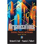 Organizations Structure, Processes, and Outcomes