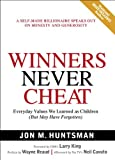 Buy Winners Never Cheat : Everyday Values  We Learned as Children from Amazon
