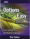 Book Cover: Options Made Easy By Guy Cohen