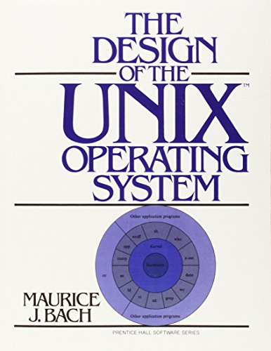 362. The Design of the UNIX Operating System