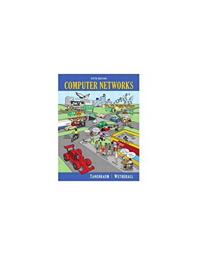 324. Computer Networks (5th Edition)