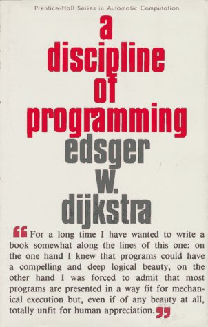 347. A Discipline of Programming