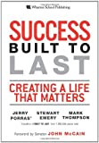 Buy Success Built to Last : Creating a Life that Matters from Amazon
