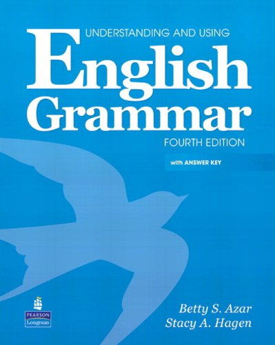 PDF Understanding and Using English Grammar with Audio CDs and Answer Key 4th Edition