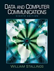 Data and Computer Communications (8th Edition) by William Stallings