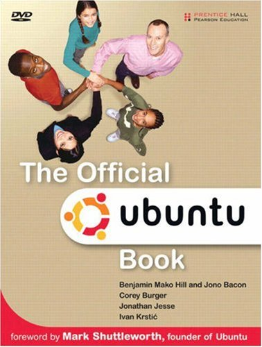 Book Cover: The Official Ubuntu Book