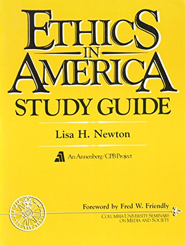an analysis of ethics in america The ethics in america dsst exam covers the material taught in a typical undergraduate introductory course on ethics or moral philosophy ethical analysis of issues and practical applications morality, relationships, and sexuality life and death issues economic inequity, poverty, and equal.