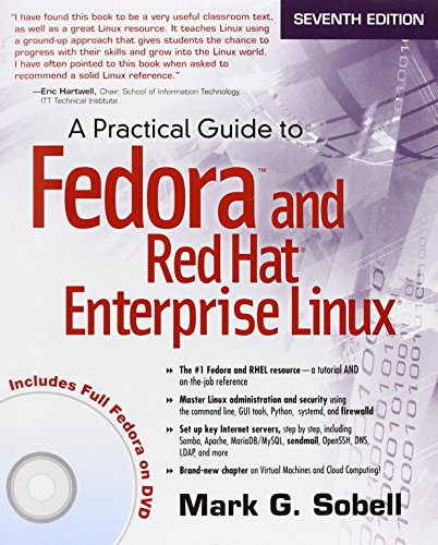 A Practical Guide to Fedora and Red Hat Enterprise Linux (7th Edition) - Mark G. Sobell