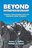 Buy Beyond Entrepreneurship: Turning Your Business into an Enduring Great Company from Amazon