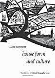 House Form and Culture - book cover picture