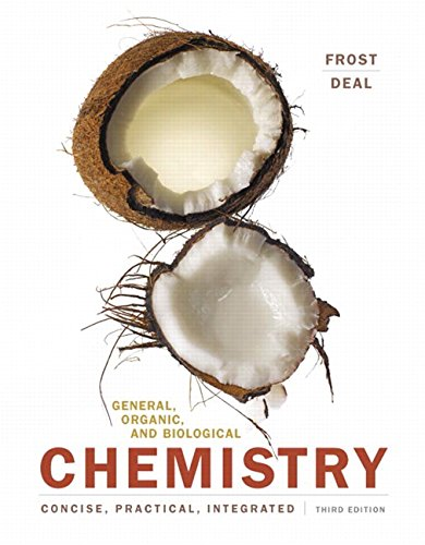 General, Organic, and Biological Chemistry (3rd Edition) - Laura D. Frost, S. Todd Deal, Karen C. Timberlake