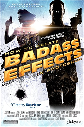 Photoshop Tricks for Designers: How to Create Bada$$ Effects in Photoshop [Paperback]