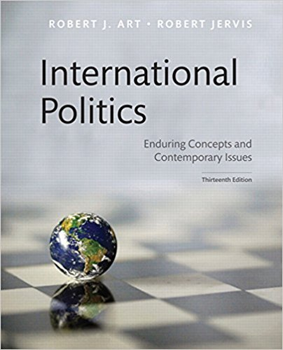 PDF International Politics Enduring Concepts and Contemporary Issues 13th Edition