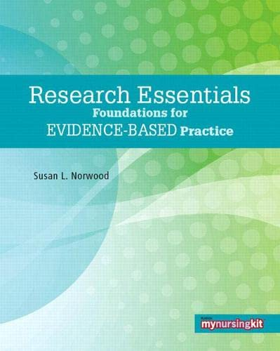 ESSENTIALS OF NURSING RESEARCH ... - R2 Digital Library