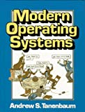 Modern Operating Systems - book cover picture