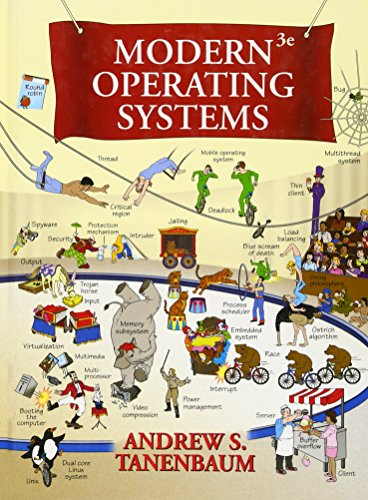 318. Modern Operating Systems (3rd Edition)