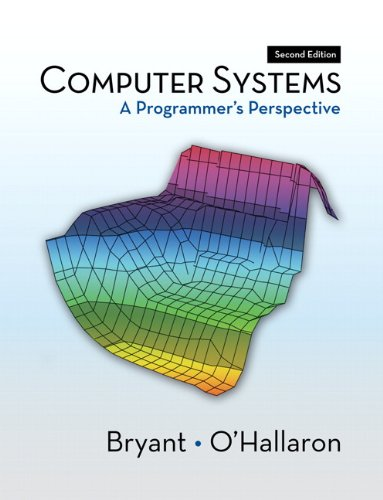 151. Computer Systems: A Programmer