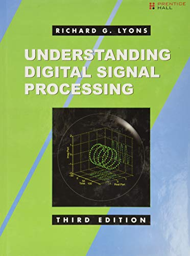502. Understanding Digital Signal Processing (3rd Edition)