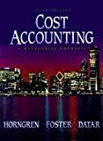 Buy Cost Accounting: A Managerial Emphasis from Amazon