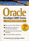 Oracle Developer/2000 Forms - book cover picture