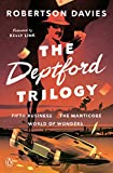 Cover Image of The Deptford Trilogy: Fifth Business/the Manticore/World of Wonders by Robertson Davies published by Viking Press