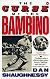 The Curse of the Bambino (Penguin Sports Library) - book cover picture