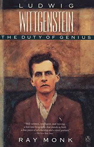 Ludwig Wittgenstein: The Duty of Genius, by Monk, R