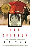 Red Sorghum: A Novel of China - book cover picture