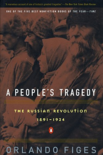 A People's Tragedy Book Cover Picture