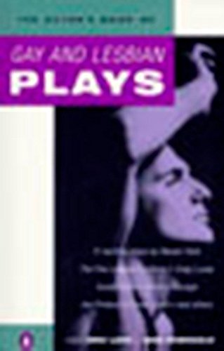 The Actor's Book of Gay and Lesbian Plays, Lane, Eric; Shengold, Nina