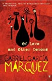 Of Love and Other Demons - book cover picture