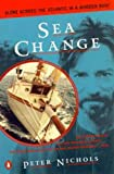 Sea Change : Alone Across the Atlantic in a Wooden Boat - book cover picture