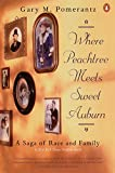 Where Peachtree Meets Sweet Auburn: A Saga of Race and Family - book cover picture