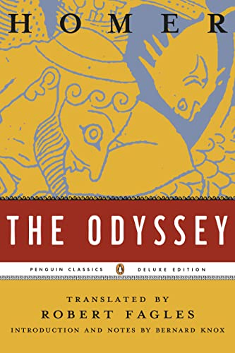The Odyssey, Homer