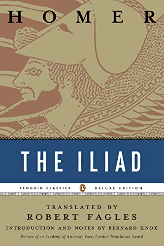The Iliad (Penguin Classics Deluxe Edition), Homer