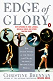Edge of Glory: The Inside Story of the Quest for Figure Skating's Olympic Gold Medals - book cover picture