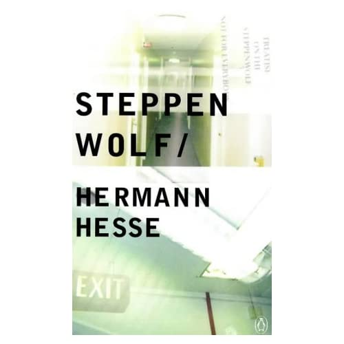 Cover of Steppenwolf by Herman Hesse