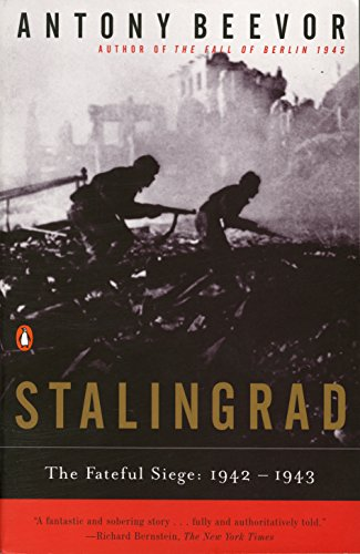 Stalingrad: The Fateful Siege: 1942-1943 Book Cover Picture